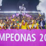 Campeón del Apertura femenino 2018